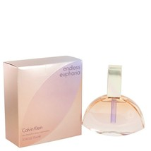 Endless Euphoria By Calvin Klein For Women 75 ml / 2.5 oz EDP Spray - $24.78