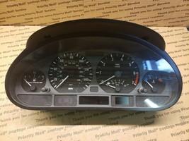 OEM BMW 99-05 E46 Instrument Cluster 323i 325i 328i M52 M54 w/ Harness st#0698 - $127.99
