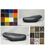 HONDA NH125 1984 Seat Cover  Aero 125 NH 125  in 25 COLORS, 2-tone and camo - $27.95