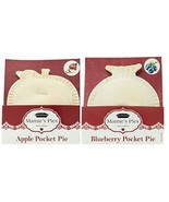 Mamie's 12 Pack Melt-in-Your-Mouth Single Serving Apple and Blueberry Pi... - $69.30