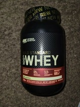 ON Gold Standard 100% Whey Protein Powder Unflavored 30 Servings 870g / 1.92lbs - $24.65