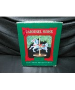 "Hallmark ""Holly - Carousel Horse"" 1989 NEW 2nd in Collection of 4 - $2.62"