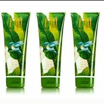 3 Bath & Body Works Fiji Pineapple Palm Body Cream - Mango Pineapple Sugarcane - $22.50