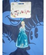 DISNEY ELSA Collectible FROZEN Princess Ornament 2019  NEW - $19.68