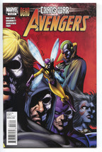 Chaos War Dead Avengers 3 of 3 Marvel 2011 NM - $6.80