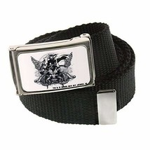Thor Black and White Graphics Web Belt Officially Licensed by MARVEL + Comic Con - $24.50
