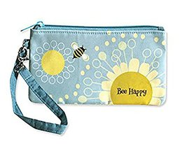 Enesco Robin Pickens Faith & Grace - -Wristlet-bee Happy - $13.79