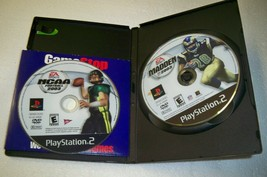 Playstation 2 Madden 2003 and NCAA football 2003 games PS2 - $7.84