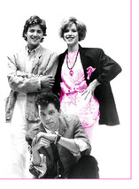 Pretty in Pink Featuring Molly Ringwald, Jon Cryer, Andrew Mccarthy 24x1... - $23.99