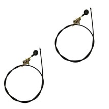 2 Pack of Stens 290-356 Throttle Control Cable Exmark 109-3958, Metro 5 Speed  - $20.16