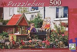 Puzzlebug 500 Piece Puzzle ~ West Kilbride Scarecrow Festival, Scotland, UK - $5.94