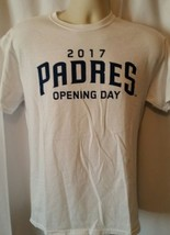 SD San Diego Padres MLB Magor League Baseball Opening Day 2017 Mens Shir... - $12.11 CAD