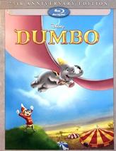 Disney's Dumbo 75th Anniversary Edition [Bluray + DVD]