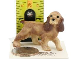 Hagen Renaker Miniature Dog Cocker Spaniel Papa Ceramic Figurine image 2