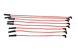 Mopar Chrysler Dodge 318 360 8.0MM Red Silicone Spark Plug Wires image 2