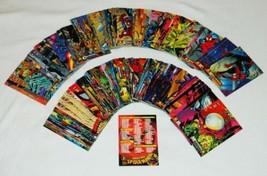 Amazing Spider-Man Trading Cards 150 Card Full Set 1994 Fleer NEW NEAR MINT - $38.69