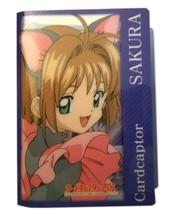 """Cardcaptor Sakura """"Neko"""" Mini-Clear Folder * Anime * CLAMP  Card Captor ... - $4.88"""
