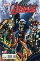 All New All Different AVENGERS Lot (Marvel/2015) - $18.48