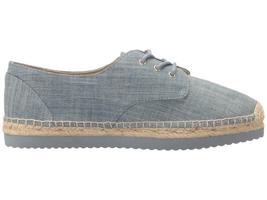 Michael Kors MK Women's Premium Hastings Lace-Up Fashion Sneakers Shoes Denim image 4