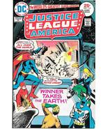 Justice League of America Comic Book #119, DC Comics 1975 VERY FINE - $17.34