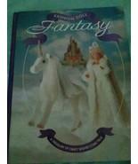 Fashion Doll Fantasy~Plastic Canvas Crochet Sew Pattern Book~EUC - $17.63