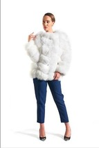 White Fox Fur Coat Women's - $693.00