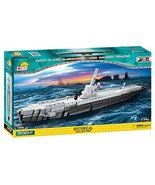 COBI Historical Collection Gato Class Submarine USS Wahoo/SS-238 Submarine - $66.44