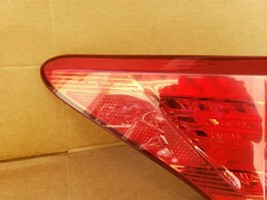 11-13 Hyundai Equus Tail Light Lamp Driver Left LH image 2