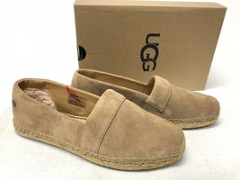 UGG Australia Renada Tideline Brown Women's Slip On Jute Wrapped Loafer 1020060 - $79.99