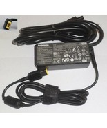 GENUINE LENOVO THINKPAD T4301S ~ ThinkPad Helix 3700 AC ADAPTER ADLX45NL... - $22.22