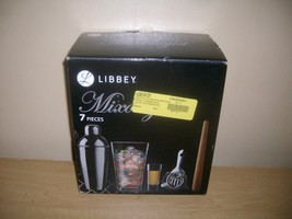 7 Piece Mixologist Set to use for mixed drinks - $22.00