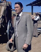 Gregory Peck 16X20 Canvas Giclee - $69.99