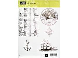 Stampin' Up! The Open Sea Stamp Set, #123032 - $13.99