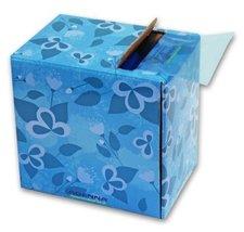 "Adenna BFM123B Blue Barrier Film 4"" x 6"" (1,500 Sheets per Roll) - $17.82"
