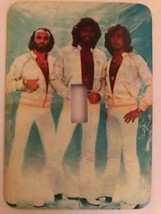 The Bee Gees Metal Switch Plate rock&roll - $9.50