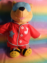 """Fisher-price 2002 Disney Sing n Snore Winnie the Pooh Plush Toy 16"""" not ... - $10.15"""
