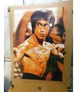 Vintage Bruce Lee Poster 1977 ZIV International  - $59.39