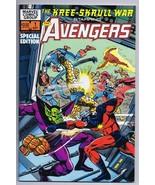 Kree-Skrull War Starring the Avengers #1 ORIGINAL Vintage 1983 Marvel Comics  - £11.31 GBP