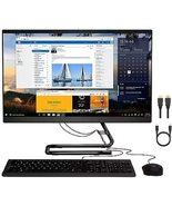 Lenovo Ideacentre 23.8'' FHD(1920x1080) All-in-One Desktop PC, Intel Pen... - $789.00