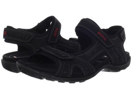 Ecco Performance All Terrain Lite Sport Sandals Black, Medium (D) - $90.08 CAD