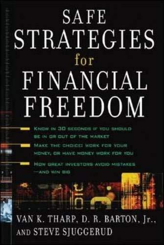 Safe Strategies for Financial Freedom [Hardcover] Sjuggerud, Steve