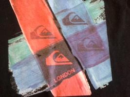 Quiksilver, London, Medium Mens T-Shirt - $8.95