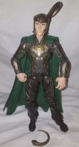 "2011 Marvel Select Special Collection Edition Loki 8"" Action Figure Brok... - $28.04"
