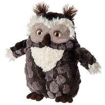 Mary Meyer FabFuzz Bernie Owl Soft Toy Friend - $28.98