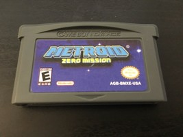 Metroid: Zero Mission (Game Boy Advance, 2004) - See Description - Ships... - $18.80