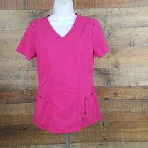 Dickies Scrub Top Women's Pink Size XS  D263 - $8.41