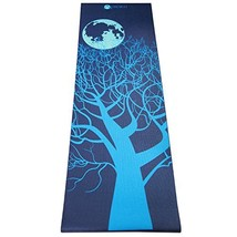 "Aurorae Printed Extra Thick 5mm and 72"" Long Premium Eco Safe Yoga Mat w... - $51.87"
