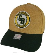 Green Bay Titletown 1919 Patch Style Adjustable Baseball Cap (Gold/Green) - $13.49