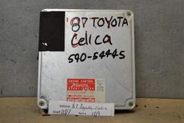 1987 Toyota Celica Engine Control Unit ECU 8966120280 Module 09 11D7 - $9.89