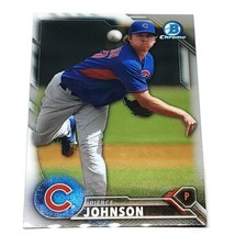 Mlb Pierce Johnson Chicago Cubs 2016 Bowman Chrome Baseball #116 Nmnt - $1.07